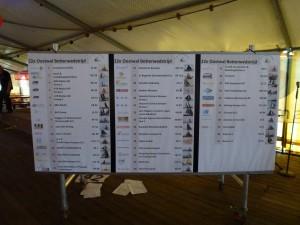 Deelnemende bedrijven 22e Oostwal